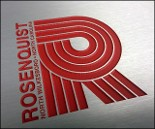 Logo, ROSENQUIST, LLC - Machine Manufacturing